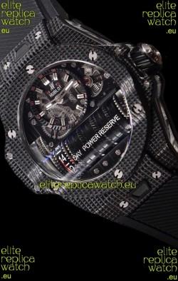 Hublot Big Bang MP-11 Power Reserve 3D Carbon Swiss Replica Watch
