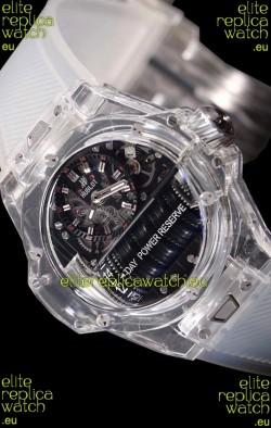 Hublot Big Bang MP-11 Power Reserve SAPPHIRE Swiss Replica Watch