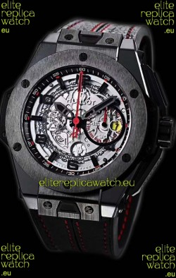 Hublot Big Bang Red Magic Carbon Ceramic Swiss Replica Watch