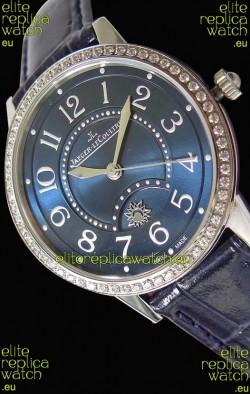 Jaeger-LeCoultre Rendez-Vous Steel Night & Day Medium 1:1 Mirror Swiss Watch