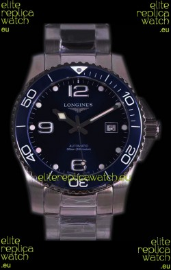 Longines Hydroconquest 1:1 Mirror Swiss Replica Watch