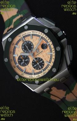 Audemars Piguet Royal Oak Offshore Chronograph CAMO Edition 1:1 Replica Watch