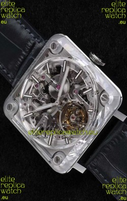 Bell & Ross BR X2 Tourbillon Micro-Rotor Swiss 1:1 Mirror Replica Watch