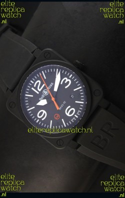 Bell & Ross BR03-92 Black Dial Limited Edition Swiss Replica Watch