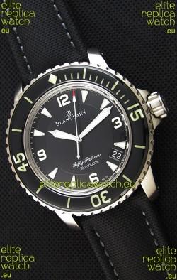 Blancpain Fifty Fathoms - 1:1 Mirror Titanium 1:1 Mirror Replica Watch