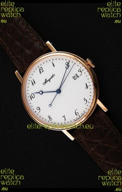 Breguet Classique 5177BA/29/9V6 Rose Gold Watch with Arabic Markers