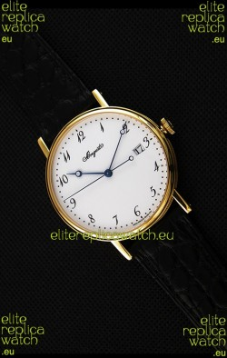 Breguet Classique 5177BA/29/9V6 Yellow Gold Watch with Arabic Markers