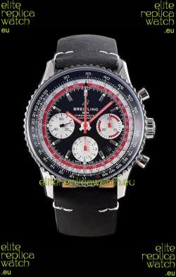 Breitling Navitimer 1 B01 Chronograph SWISSAIR Edition 43MM - 904L 1:1 Mirror Replica Watch