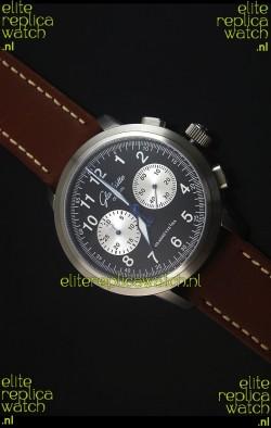 Glashuette Senator Navigator Chronograph Limited Edition Swiss Replica Watch