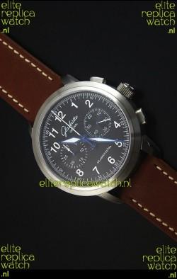 Glashuette Senator Navigator Chronograph Edition Swiss Replica Watch