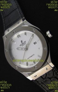 Hublot Classic Fusion Titanium Opalin Swiss Replica Watch - 1:1 Mirror Replica