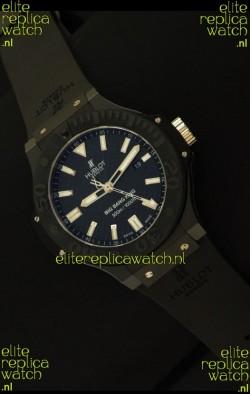 Hublot Big Bang Kind Full Ceramic Carbon Dial 1:1 Mirror Edition Swiss Replica Watch