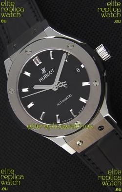 Hublot Big Bang Classic Fusion 38MM 1:1 Mirror Replica Watch Black Dial