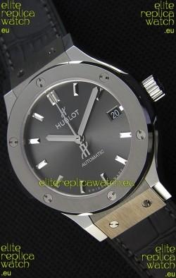 Hublot Big Bang Classic Fusion 38MM 1:1 Mirror Replica Watch Grey Dial