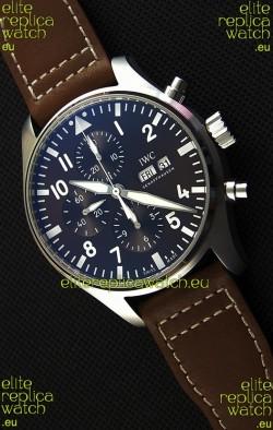 IWC Pilot's Chronograph IW377713 Antoine De Saint Exupéry Swiss Replica Watch 1:1 Mirror Replica