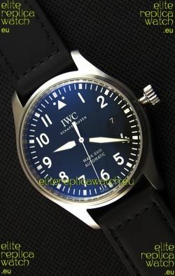 IWC Pilot's MARK XVIII IW327009 Black Dial Swiss Replica Watch 1:1 Mirror Edition