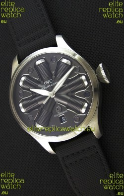 IWC Pilot Top Gun Concept Edition Replica Watch in Steel Case 45.5MM