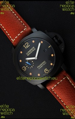 Panerai Luminor Marina 1950 Carbotech PAM00661 Japanese Replica Watch