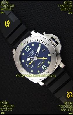 Panerai Luminor Submersible PAM00719 1950 3 Days GMT Pole2Pole Japanese Replica Watch