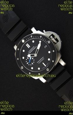 Panerai Luminor Submersible PAM1389 Titanium Swiss 1:1 Mirror Replica Watch