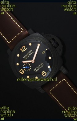 Panerai Luminor Marina PAM661 Carbotech 1:1 Mirror Replica Watch