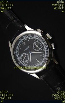 Patek Philippe Complications 5170G Black Dial Swiss Replica Watch