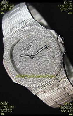Patek Philippe Nautilus 5711/1A-011 Swiss Replica Watch - 1:1 Mirror Ultimate Updated Version