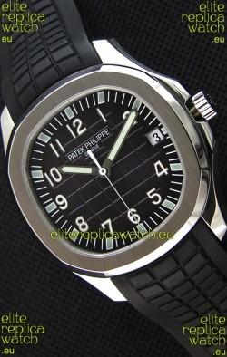 Patek Philippe Aquanaut 5167A-001 Swiss Replica Watch Grey Dial - 1:1 Mirror Edition