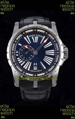 Roger Dubuis Excalibur Titanium Casing 1:1 Mirror Swiss Replica Watch