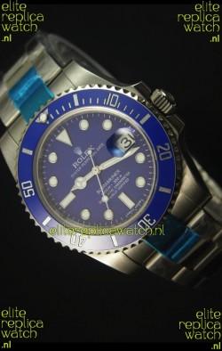 Rolex Submariner 116610 Blue Ceramic - The Ultimate Best Edition 2017 Swiss Replica Watch