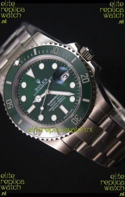 Rolex Submariner 116610 Green Ceramic - The Ultimate Best Edition 2017 Swiss Replica Watch