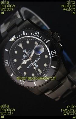 Rolex Submariner 114060 Mastermind 1:1 Mirror Edition Swiss Replica Watch