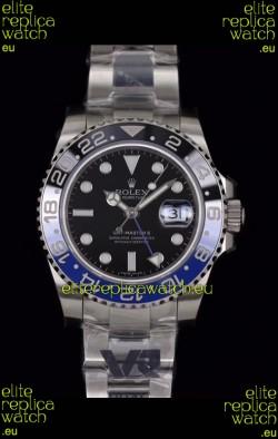 Rolex GMT Masters II 126710BLNR Batman Cal.3186 Movement Swiss Replica - Ultimate 904L Steel Watch