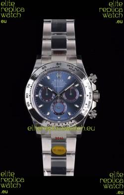 Rolex Daytona 116508 White Gold Original Cal.4130 Movement - 1:1 Mirror 904L Steel Watch