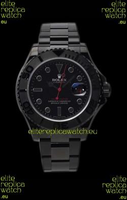 Rolex Yachtmaster Blackout Edition 1:1 Swiss Replica Watch