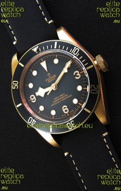 Tudor Black Bay Bronze Divers Swiss  1:1 Mirror Replica Watch 43MM