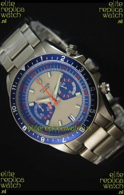 Tudor Heritage Chrono Blue Swiss 1:1 Mirror Replica Watch REF# 70330B