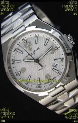 Vacheron Constantin Overseas White Dial Swiss Replica Watch