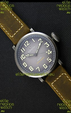 Zenith Pilot Type 20 Extra Special Grey Dial Swiss Replica Watch 40MM
