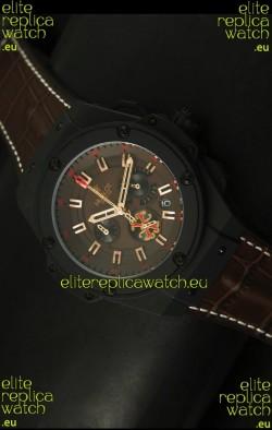 Hublot Big Bang Arturo Fuente Swiss Quartz Watch 45MM