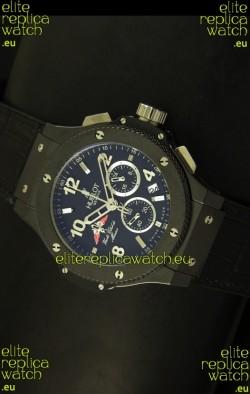 Hublot Big Bang Yacht Club De Monaco Edition Black Ceramic Case Watch