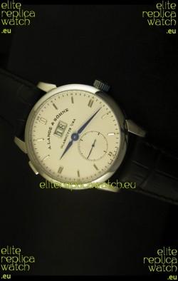 A.Lange & Sohne Reguliert Manual Handwind Watch in Stainless Steel Case