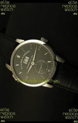 A.Lange & Sohne Reguliert Manual Handwind Watch in Grey Dial