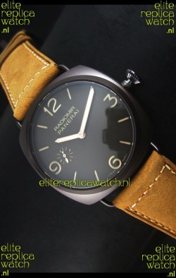 Panerai Radiomir 3 Days PAM00504 Composite Swiss Replica Watch P.3000 Movement