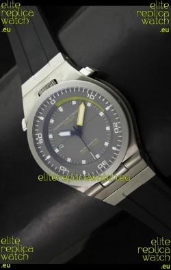Porsche Design Diver Swiss Titanium Watch in Grey Dial - Ultimate Mirror Replica