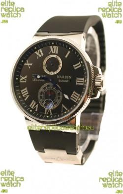 Ulysse Nardin Maxi Marine Chronometer Japanese Replica Watch