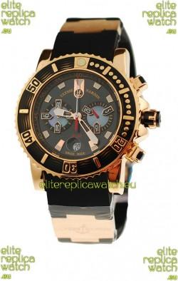 Ulysse Nardin Maxi Marine Chronograph Replica Watch