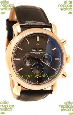Vacheron Constantin Malte Perpetual Chronograph Japanese Watch