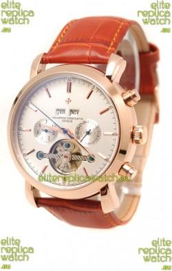 Vacheron Constantin Malte Tourbillon Japanese Gold Watch