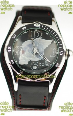 Corum Bubble Dive Replica Watch in Black